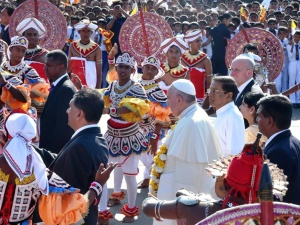 Papa Francisco Sri Lanka (2)
